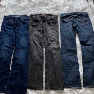 Size 28 jean bundle 2/20% 3/25%